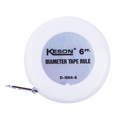 circular measuring tape