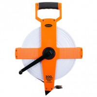open reel fiberglass tape measure