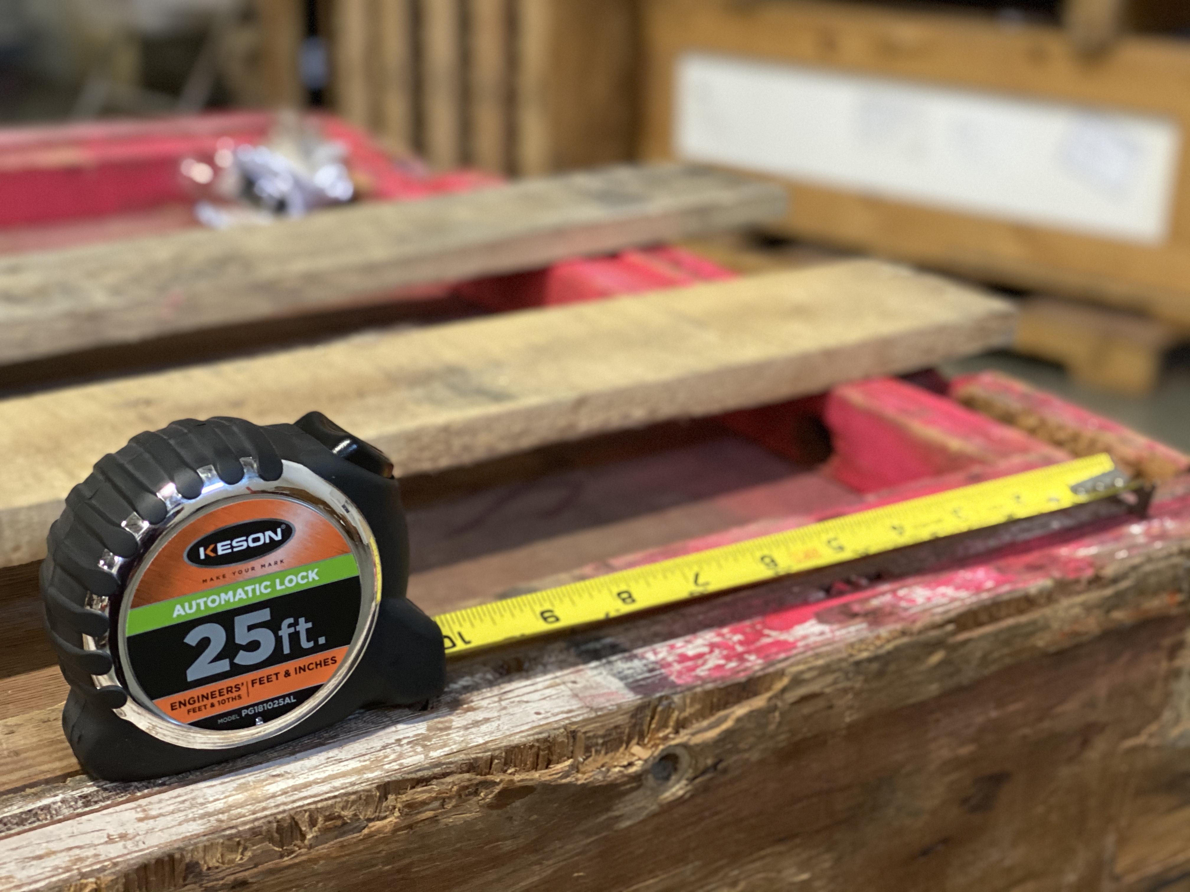 best auto-lock tape measures